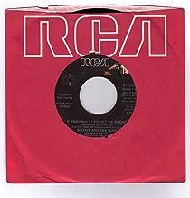 BAILLIE AND THE BOYS / Heart Of Stone, (I Wish I Had A) / 45rpm record