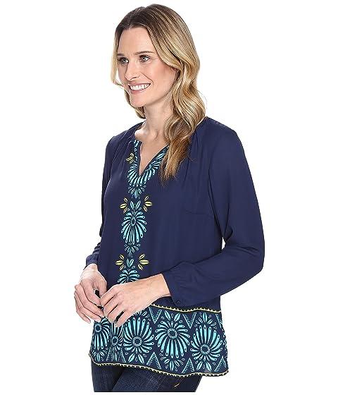 Hatley Hatley Long Blouse Long Sleeve Sleeve 0Zw5UWq