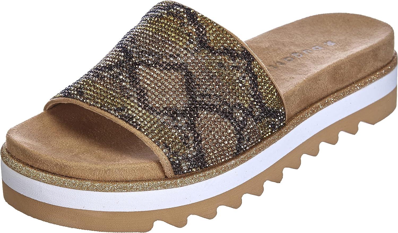 数量は多 bugatti Women's 431468946469 ◆高品質 Sandal