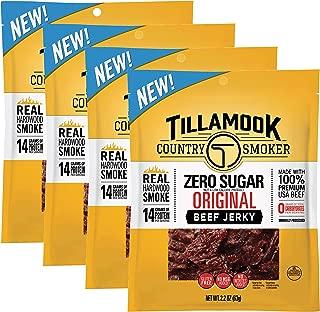 Zero Sugar Beef Jerky Original Flavor, 8.8 Ounces