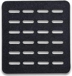 Vertx MAP Quad Adaptor Panel, Black