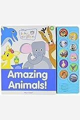 Baby Einstein: Amazing Animals! Hardcover