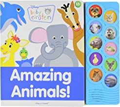 Amazing Animals: Play-A-Sound (Disney Baby Einstein)