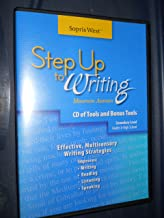 Step Up to Writing CD of Tools and Bonus Tools - S