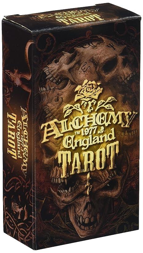 Alchemy 1977 England Tarot Deck
