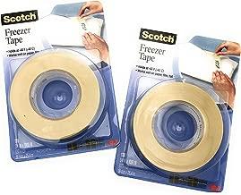 Scotch Freezer Tape, 3/4 x 1000 Inch, 2-PACK