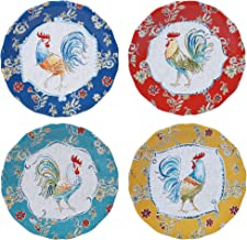 Amazon Com Rooster Dinnerware Sets