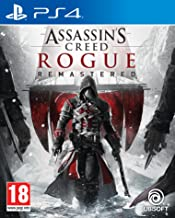 Assassins Creed Rogue Remastered PlayStation 4 by Ubisoft