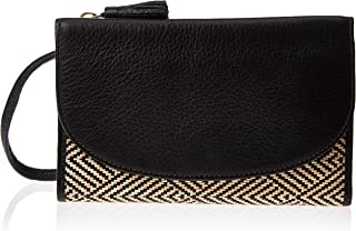 Fossil Sophia On A String Trifold Wallet for Women - Leather, Multi Color (SL7416)