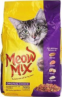 Meow Mix Cat Food, Original Choice, 6.3 lb
