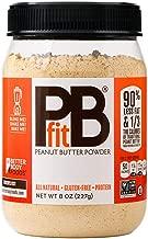 PBfit All-Natural Peanut Butter Powder, 8 Ounce