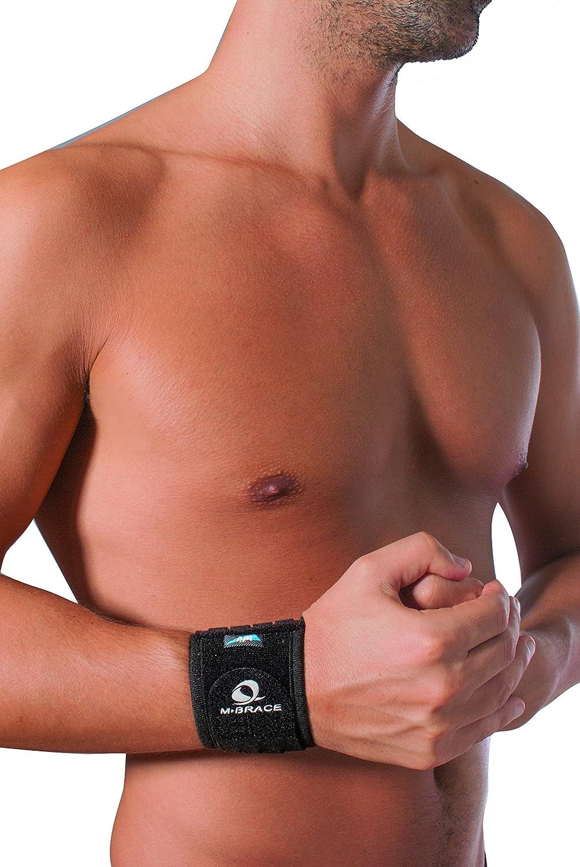 M-Brace Genuine AIR Wrist Arlington Mall Support - for Light and Minor Injuries traumas