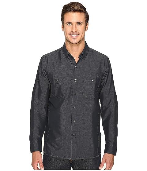 Camisa larga de de Renegade KUHL manga Carbono wffdqEr4Bx