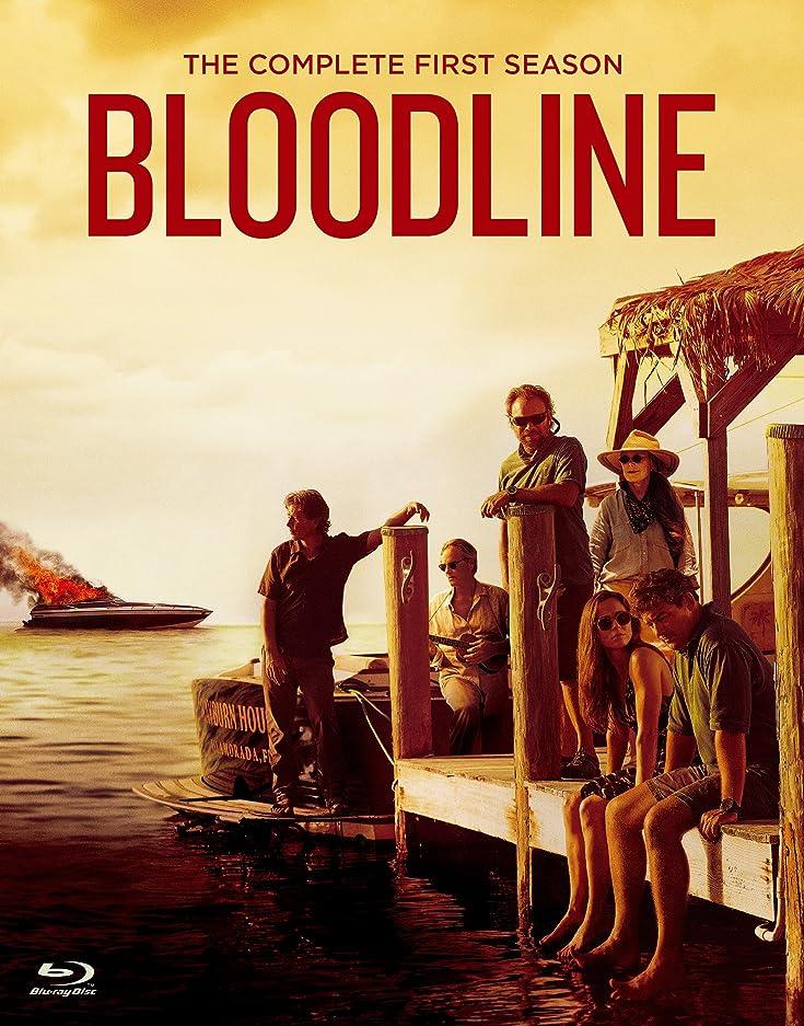 カーテン驚くべき水星BLOODLINE ブラッドライン シーズン1 ブルーレイ コンプリート BOX(初回生産限定) [Blu-ray]