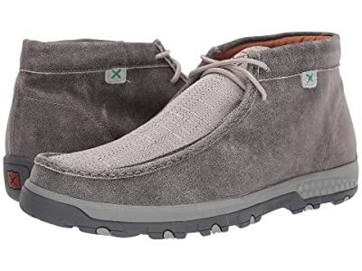 Twisted X MXC0005 (Grey/Light Grey) Men