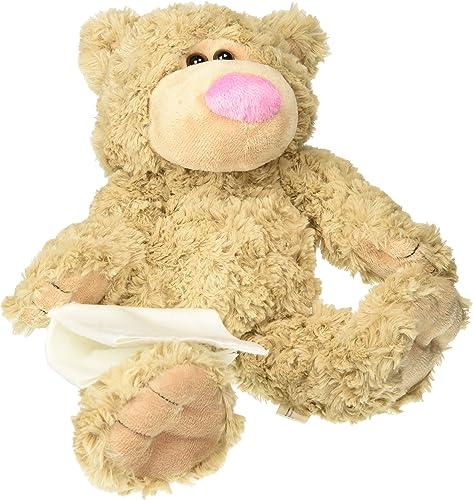 Wild Republic Buddies Teddy Bear Plush Toy