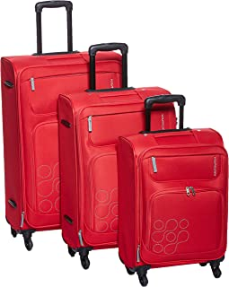 Kamiliant by American Tourister - Himba Softside Spinner Luggage set of 3pcs