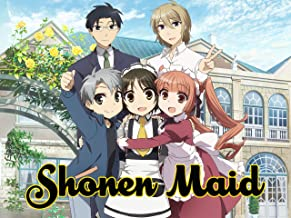 Shonen Maid (Original Japanese Version)