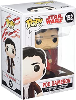 Funko POP! Star Wars: The Last Jedi - Poe Dameron - Collectible Figure