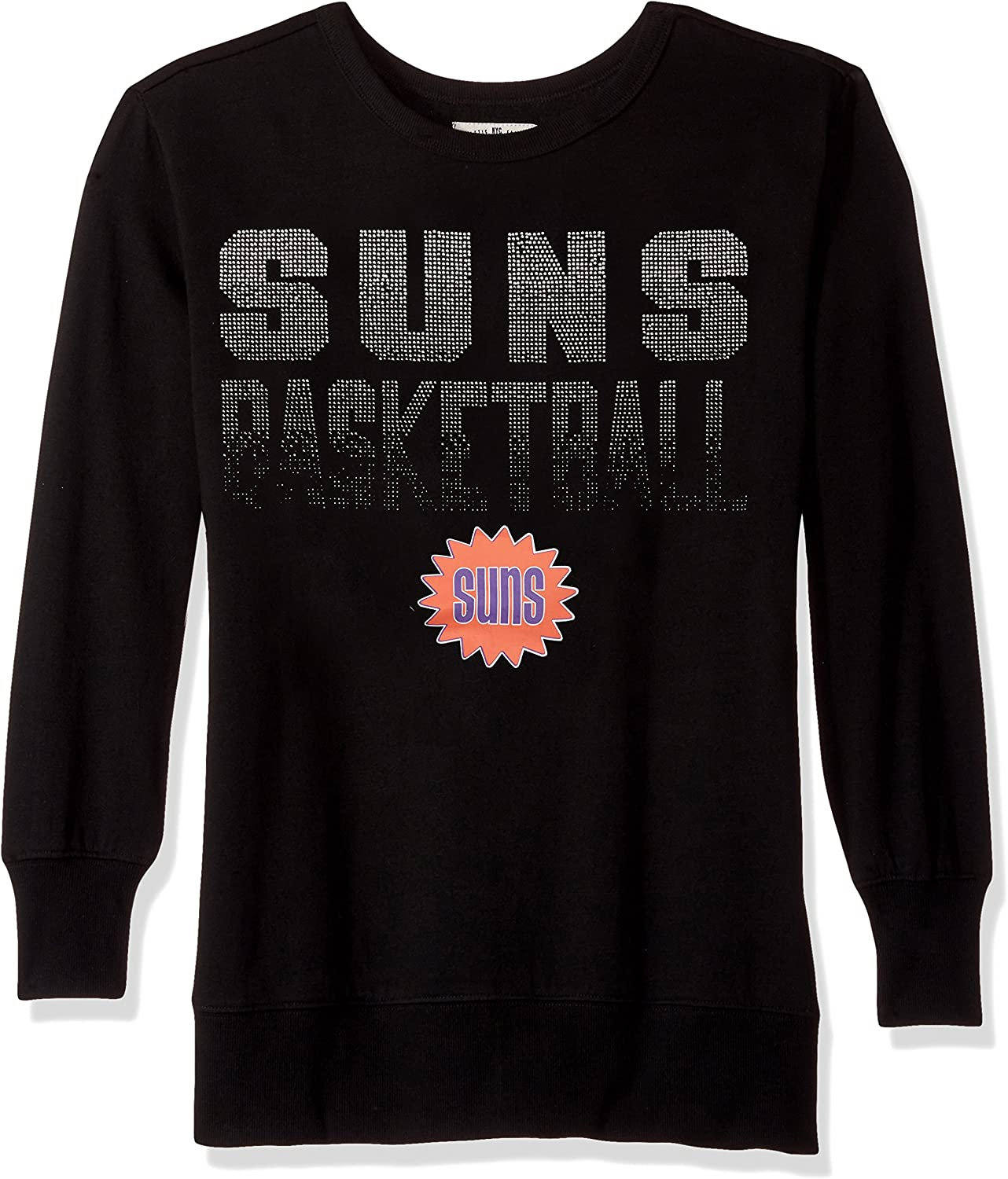 GIII For Her NBA Womens Showtime Pullover Sweater