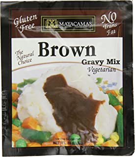 Mayacamas Brown Gravy Mix, 0.65-Ounce Units (Pack of 12)