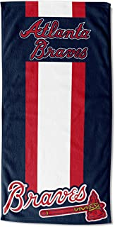"Officially Licensed MLB Zone Read Beach Towel, Absorbent, Towels, 30"" x 60"""