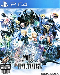 (PS4)World Of Final Fantasy ワールドオブファイナルファンタジー [並行輸入品]