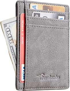 grey leather wallet mens