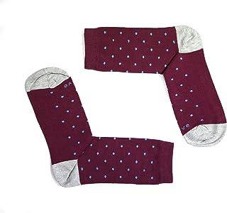 naive, SMART14C Calcetines cortos, Rojo (Burdeos 14), 36/41 (Tamaño del fabricante:M) para Mujer