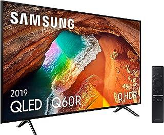 "Samsung QLED 4K 2019 49Q60R - Smart TV de 49"" con Resolución 4K UHD, Supreme Ultra Dimming, Q HDR, Inteligencia Artificial..."