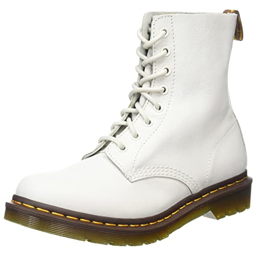 Dr. Martens Women s Pascal Leather Combat Boot 8f1d5d1d9269
