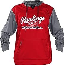 Rawlings Men's Fleece Hoodie