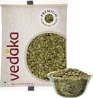 Amazon Brand - Vedaka Premium Pumpkin Seeds, 200g