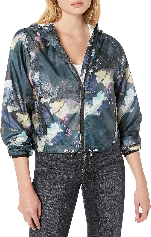 RVCA Women's Ripstop Windbreaker Jacket