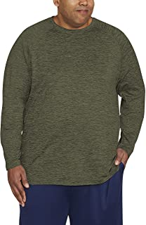 Men's Big & Tall Tech Stretch Long-Sleeve T-Shirt fit by DXL