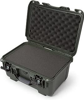 Nanuk 918 Waterproof Hard Case with Foam Insert - Olive