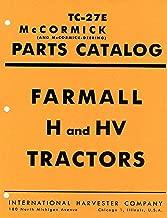 farmall parts catalog
