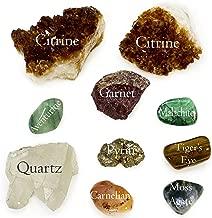 citrine crystals confidence