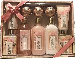 Jardin De Fleurs Sweet Mimosa Body & Bath Gift Set, 10 pcs