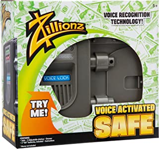 Zillionz Voice Activated Safe