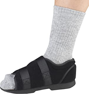 OTC Post-Op Shoe, Soft Top, for Men & Women, Medium (Women)
