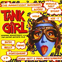 Tank Girl: Ost From The United Artists Film (Limited Yellow With Red Splatter Vinyl Edition)