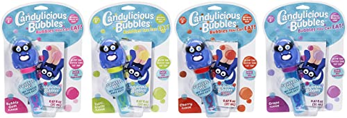 te hará satisfecho Little Kids Candylicious Bubbles Character Character Character Topper Assortment (4 Piece) by Little Kids  echa un vistazo a los más baratos