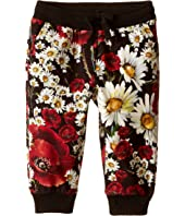 Dolce & Gabbana Kids - Fiori Jogger (Toddler/Little Kids)