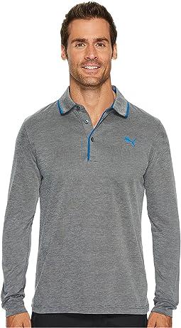 PUMA Golf - Tailored Long Sleeve Polo