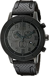 Best citizen eco drive black on black Reviews