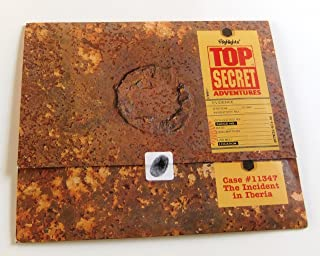 Highlights Top Secret Adventures Case #11347 The Incident in Iberia