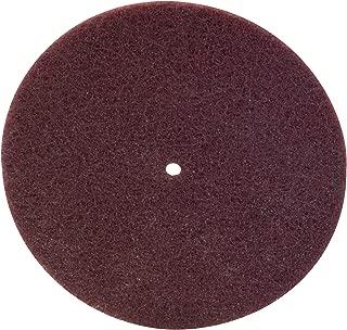 Scotch-Brite Light Deburring Disc, 6 in x 1/2 in A VFN, 100 per case