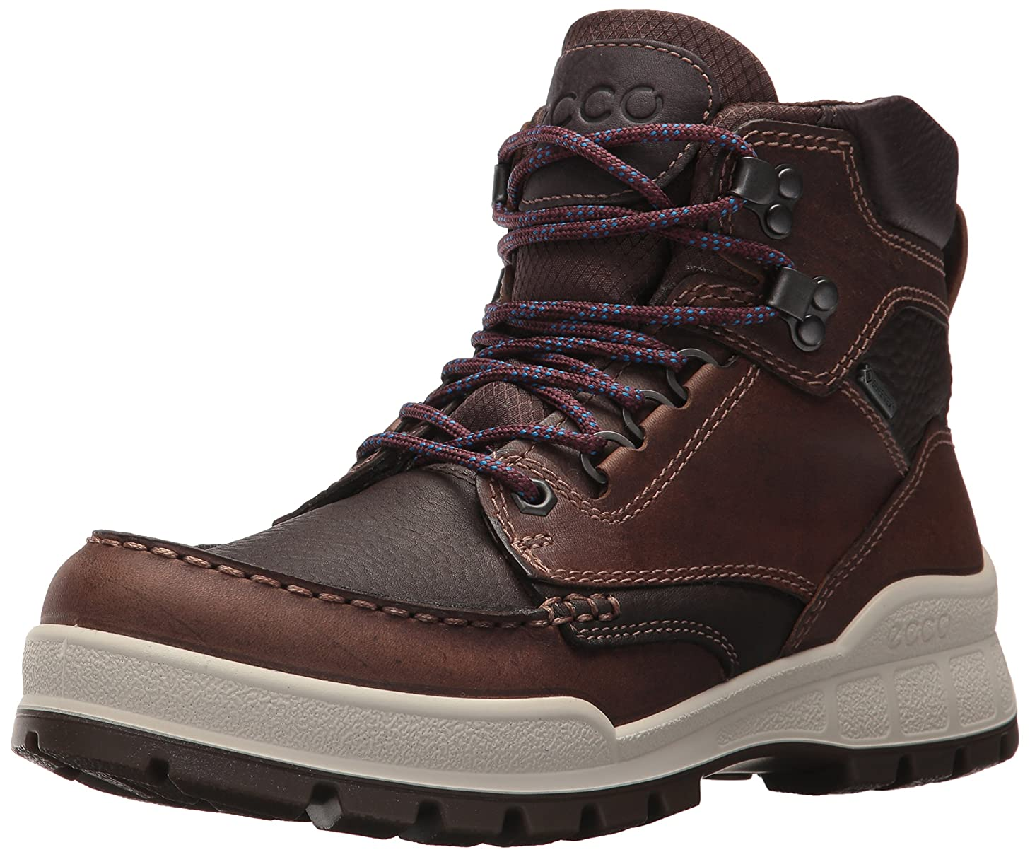 適合ワーディアンケース敗北(4 UK, Brown (Cocoa Brown/coffee/shale)) - ECCO Women's Track 25 Multisport Outdoor Shoes