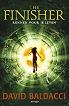 Rennen voor je leven (The Finisher Book 3)